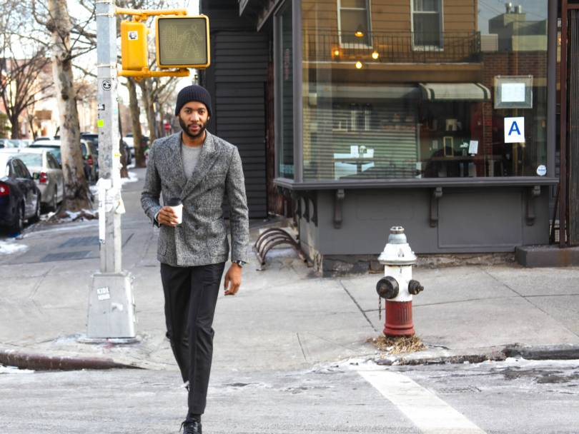 A Week of Style from a Men's Fashion Industry Expert