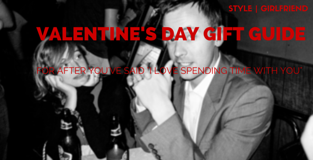 VDAY GIFT GUIDE - i love spending time with you