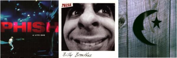 phish albums