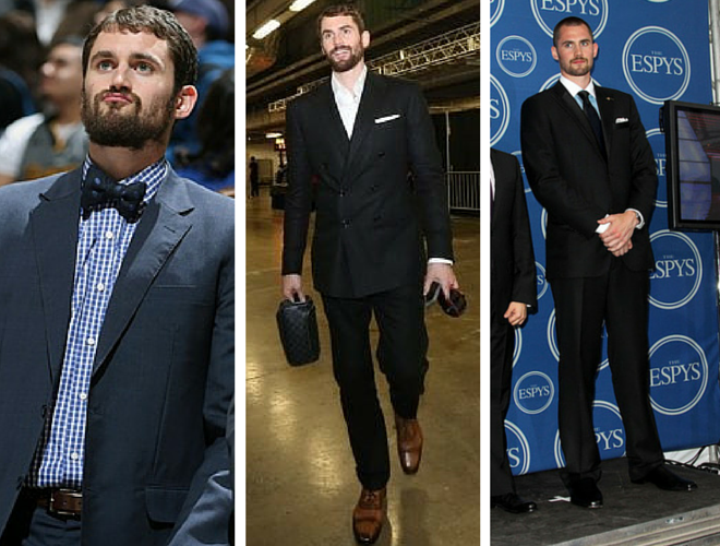 Kevin Love #atyourservice