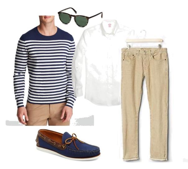 nautical horizon how to wear