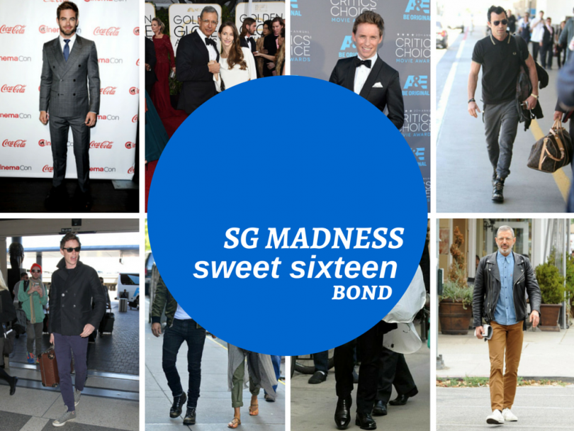 Men's Style Madness: Sweet Sixteen - Bond