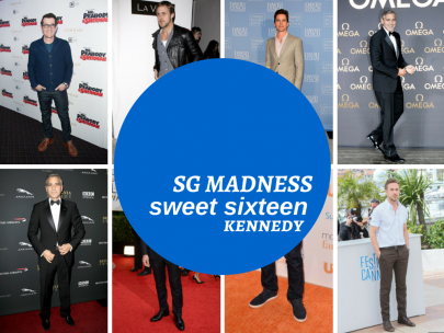Men's Style Madness: Sweet Sixteen - Kennedy