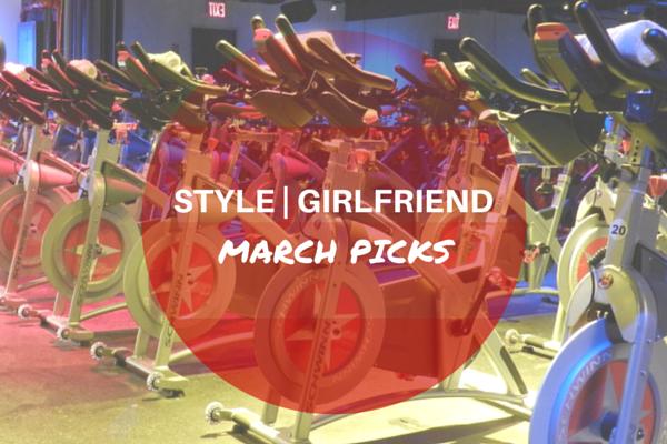 Style Girlfriend March 2015 Picks