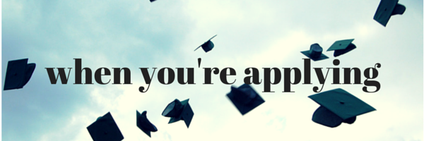 interview tips for college grads when you're applying