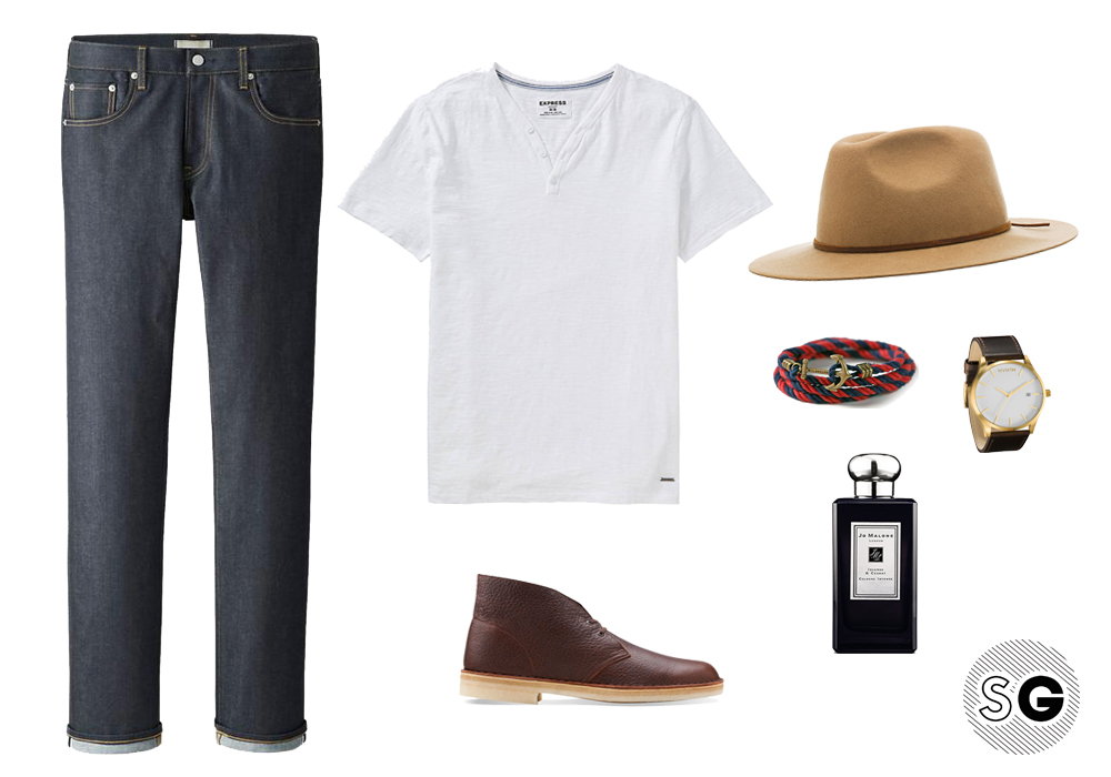 wear it well, men's hats, fedora, summer style