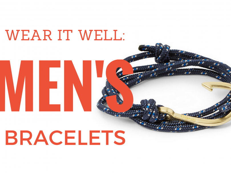 How to Wear Men's Bracelets