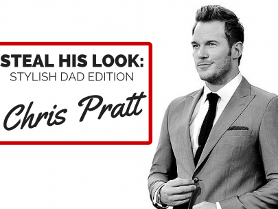 Steal His Look Stylish New Dad Edition: Chris Pratt