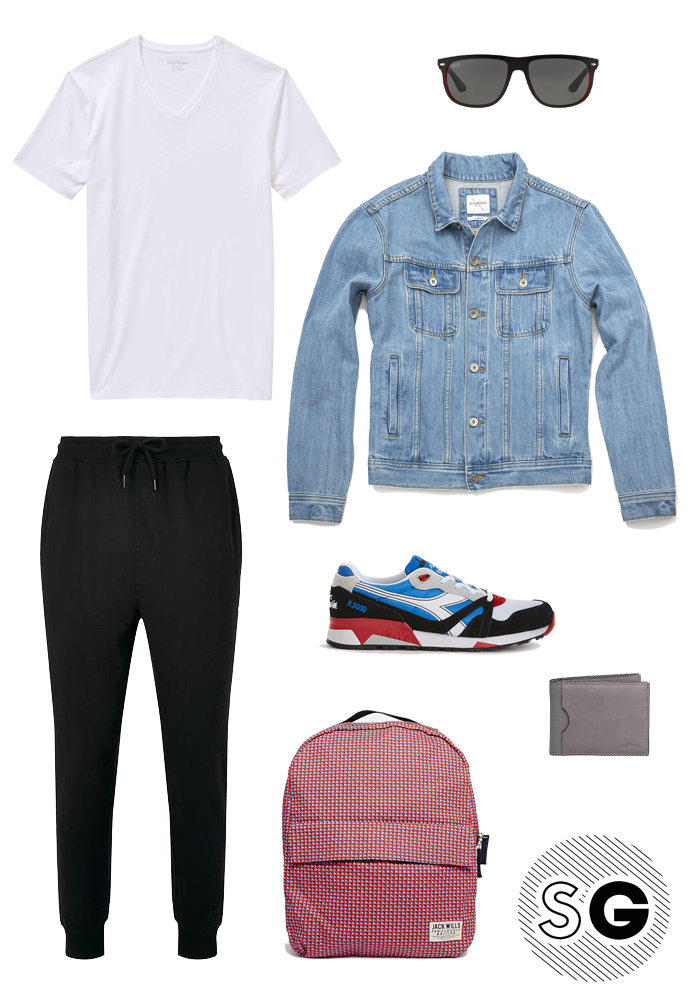 jogger pants, outfit inspiration, weekend outfit, weekend style, summer style