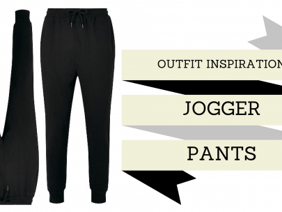 Outfit Inspiration: Cotton Jogger Pants