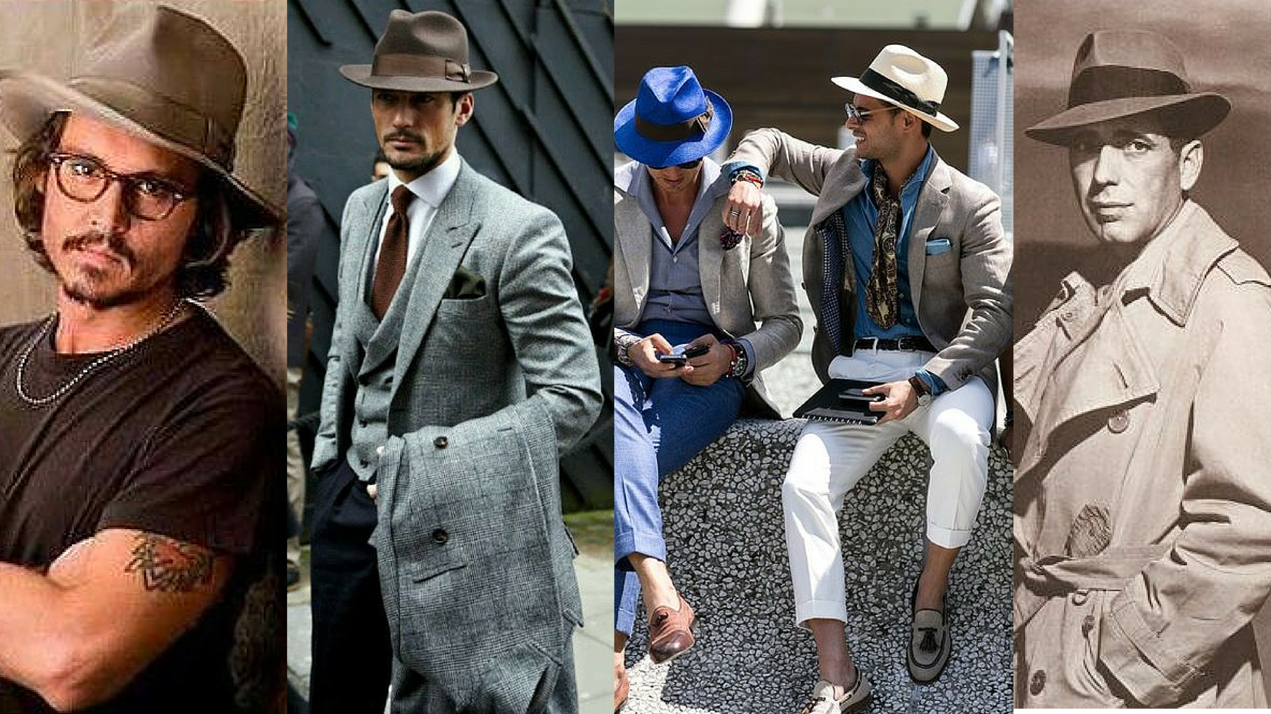 The Best Men S Hats Every Guy Should Know Style Girlfriend