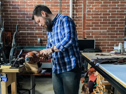 What He Wore: Shawn Reed of Form Function Form