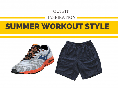 Outfit Inspiration: Summer Workout Style