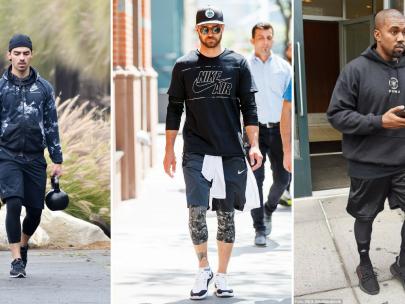 5 Days, 5 Ways: Guys' Workout Style