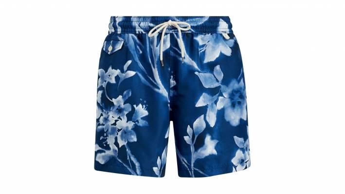 ralph lauren swim trunks