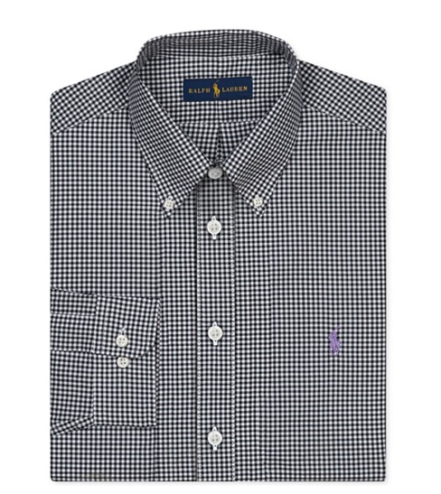 how to wear a gingham shirt