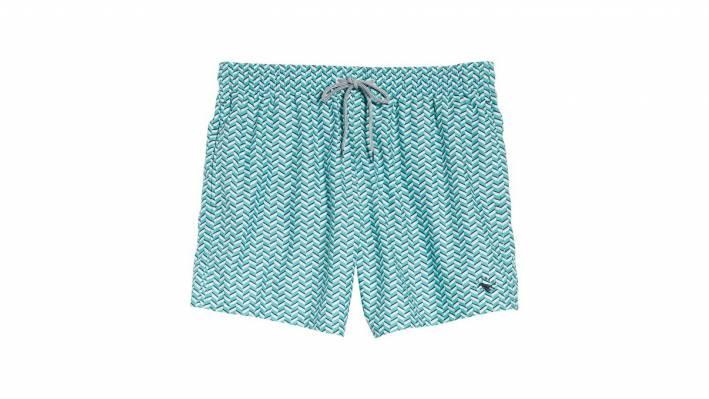 ted baker swim trunks