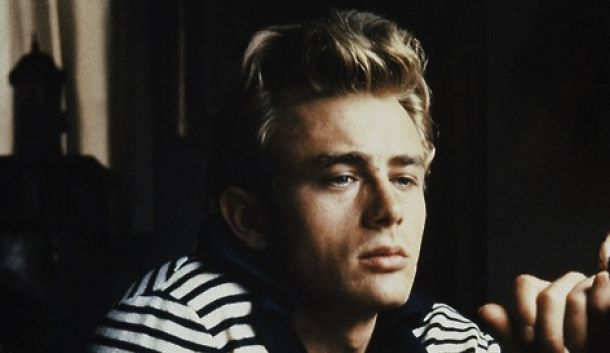 james dean, breton shirt