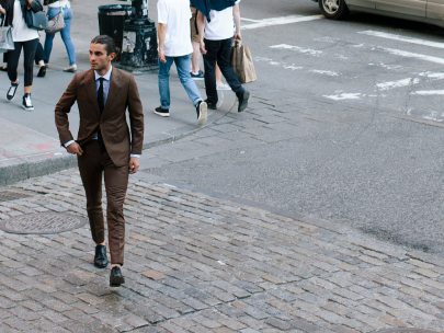 The Guy's Guide to Shopping for a Custom Suit