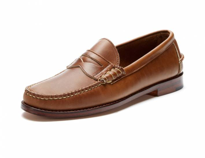 gh bass penny loafer