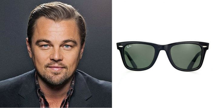 sunglasses, summer style, men's style, sunglasses for face shape, round face, celeb style