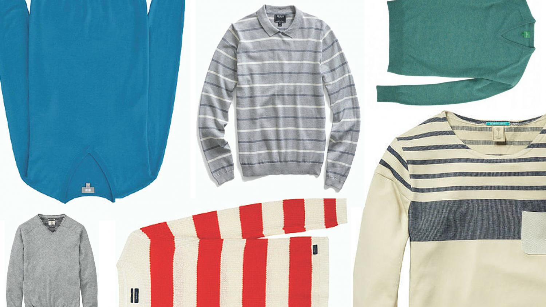 men's style, summer, sweater, summer style