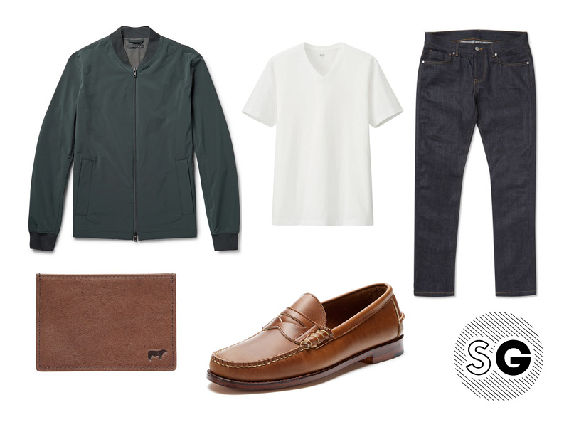 theatrethursday, how to wear penny loafers, penny loafers outfit idea
