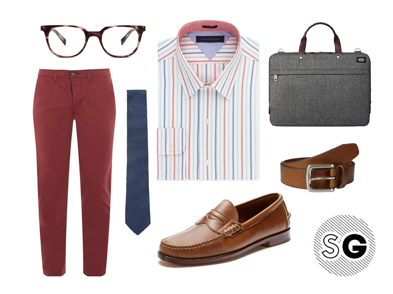 workdaywednesday, penny loafers outfit idea, how to wear penny loafers