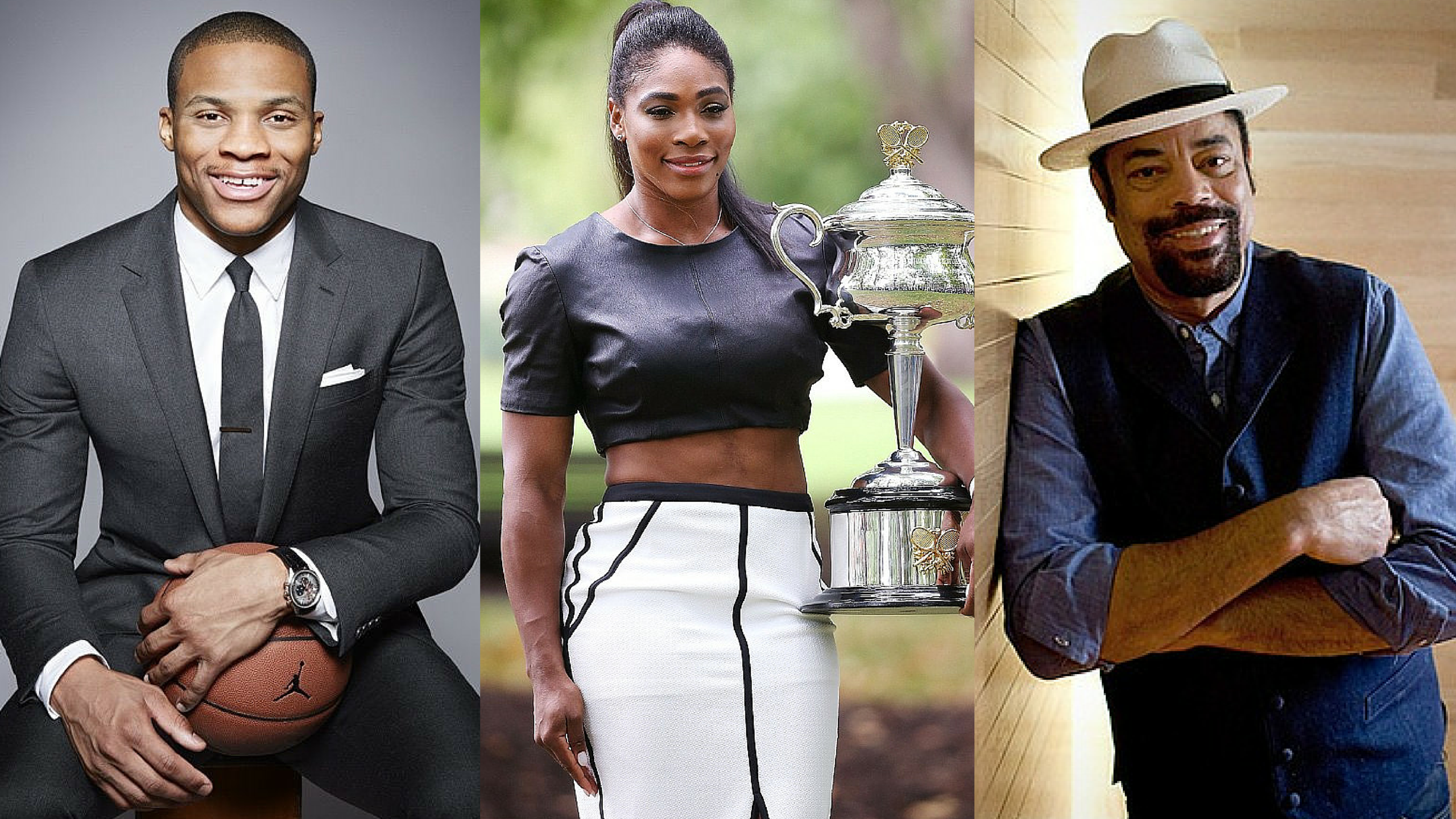 vice sports, russell westbrook, serena williams, clyde frazier