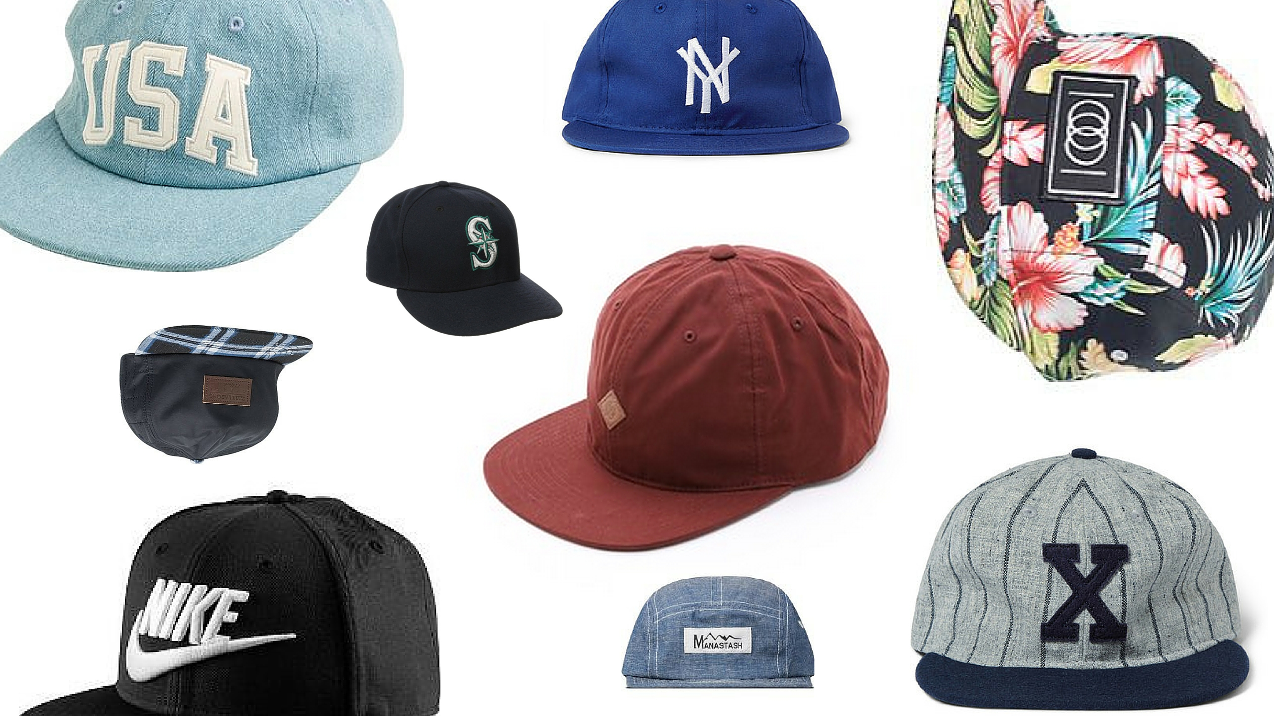Know Your Cap  5 Baseball Cap Styles For Every Guy 5189c157dd79