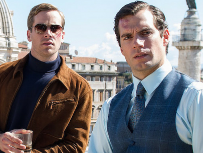 Steal His Look: The Man from U.N.C.L.E