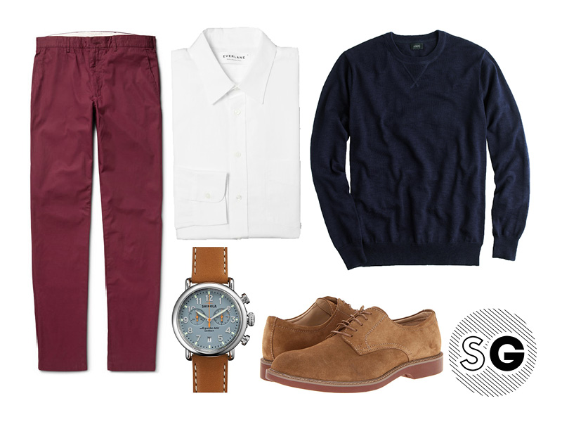 preppy, classic, simple, tailored, clean