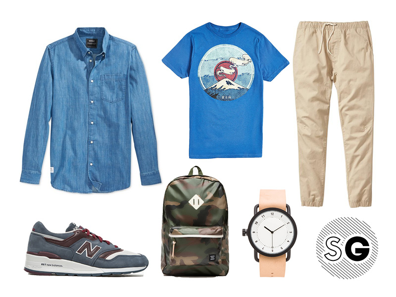 back to school, study break, joggers, chill style, casual