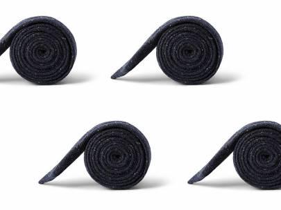 5 Days, 5 Ways: The Textured Tie