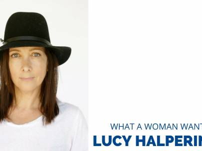 What a Woman Wants: Lucy Halperin