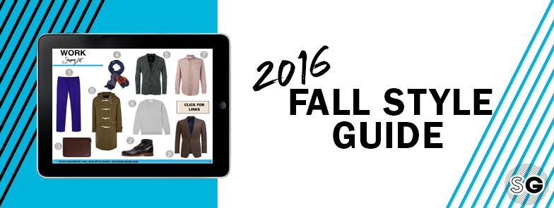 mens fall style guide