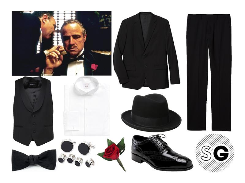 marlon brando, the godfather,