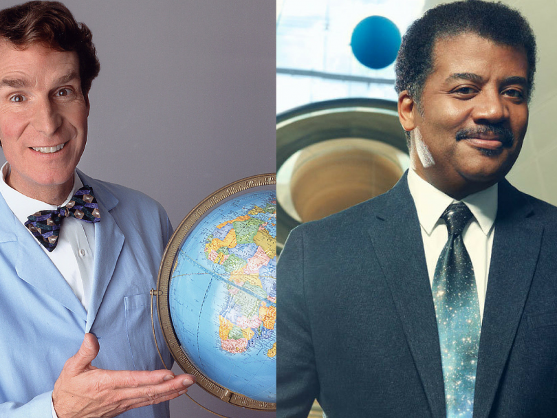 Science-Inspired Halloween Costumes: Bill Nye and Neil deGrasse Tyson