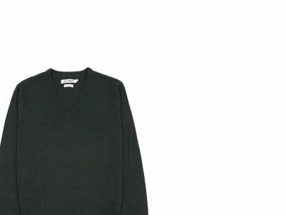 5 Days, 5 Ways: The V-Neck Sweater
