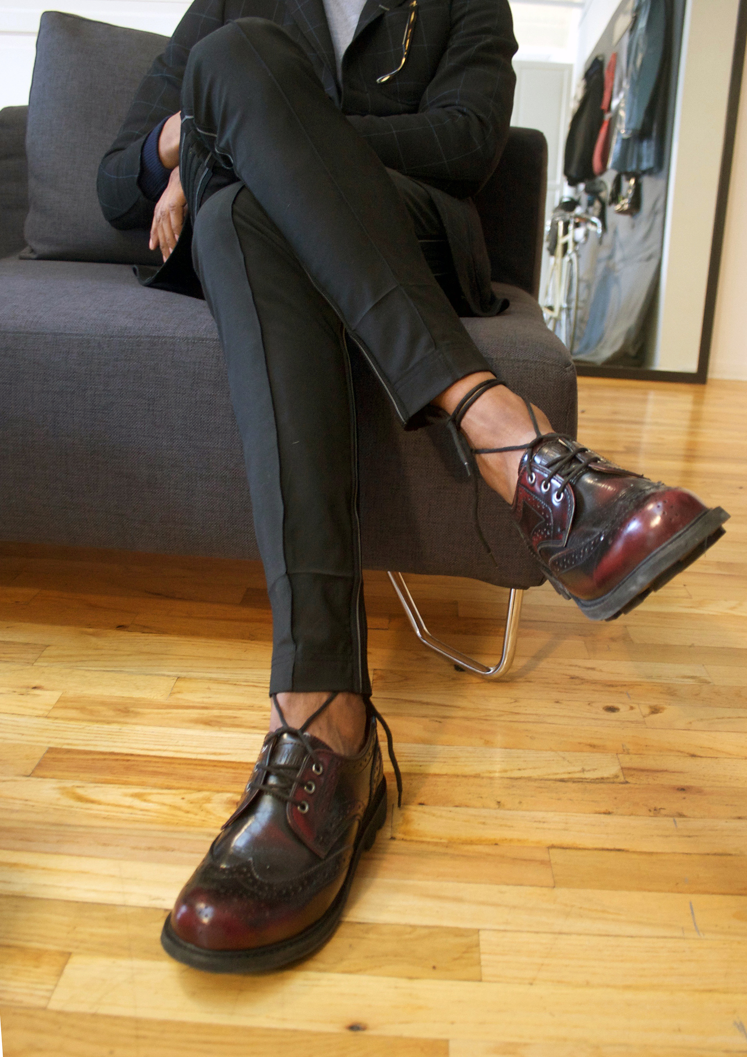 donrad duncan, men's style, intel, efm menswear