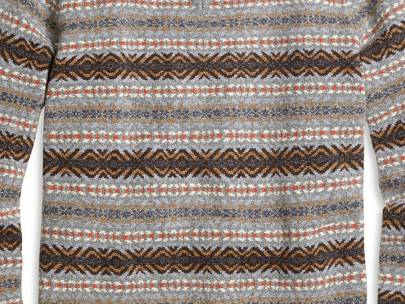 Outfit Inspiration: Fair Isle Sweater