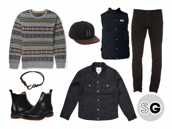 5 Days, 5 Ways: The Fair Isle Sweater | Style Girlfriend