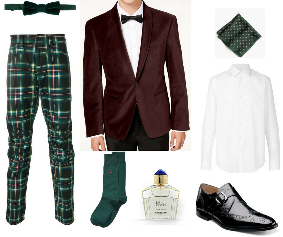 office holiday party outfit