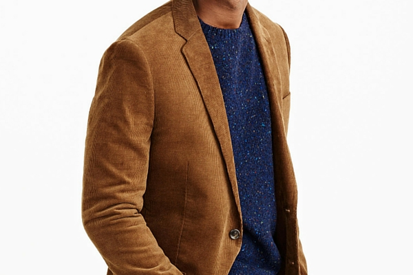 what to wear with a corduroy blazer, corduroy jacket, no jeans january, mens style