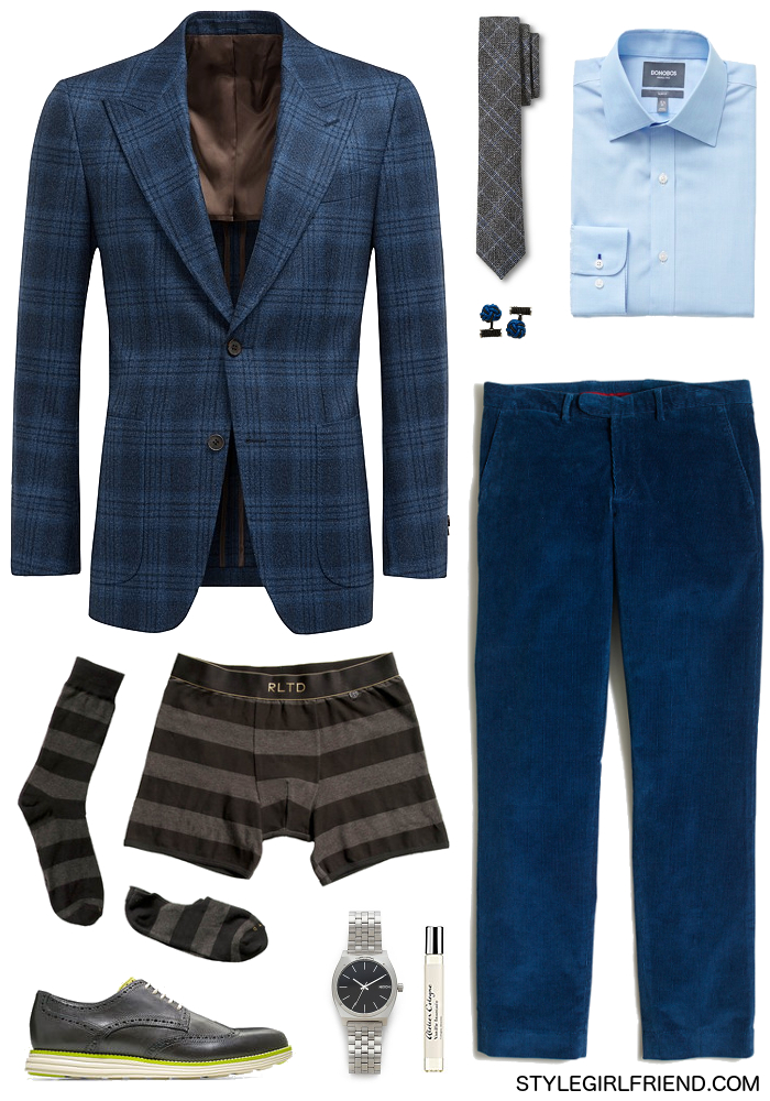 steal his look, james corden, mens style, the late late show