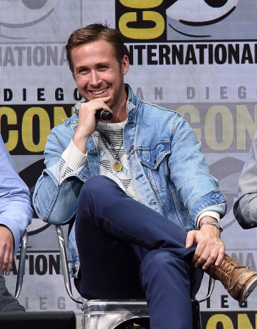 ryan gosling lace-up boots