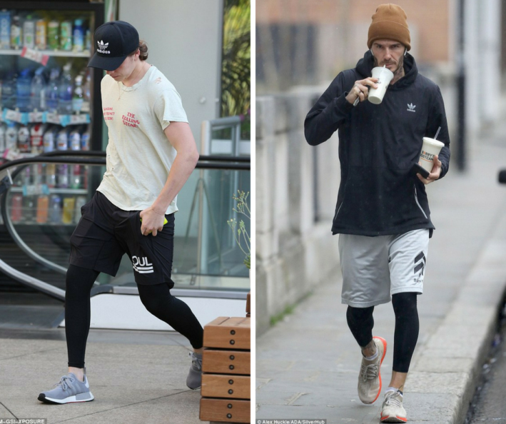 how to wear athleisure in the winter
