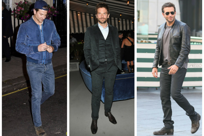 sg madness, march madness, men's style madness, Bradley Cooper