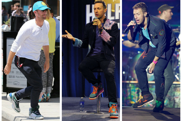 sg madness, march madness, men's style madness, Chris Martin