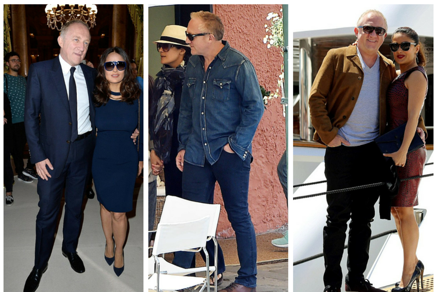 sg madness, march madness, men's style madness, Francois Henri Pinault